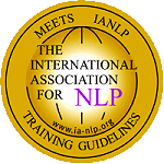 Seal of International Association for Neuro-Linguistic Programming